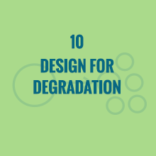 design for degradation