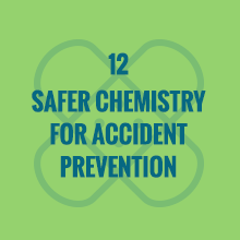 safer chemistry for accident prevention