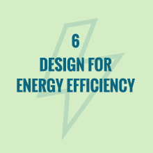 design for energy efficiency