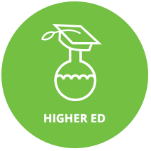 Beyond Benign Higher Ed
