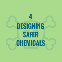 designing safer chemicals
