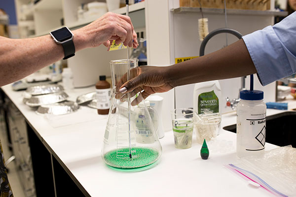 About Green Chemistry Beyond Benign