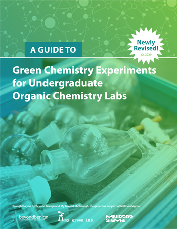 Green Chemistry Resource Guide Cover